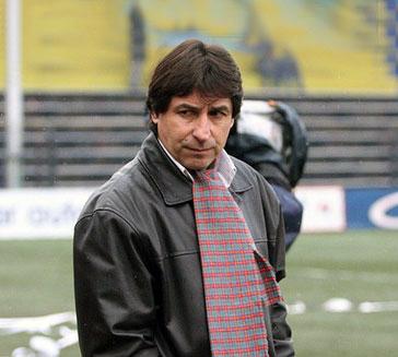 Claudio Nigretti Entrenador de fútbol